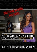To view the cover for Black Man's Guide click the cover