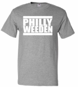 PHILLY WEEDEN tee (gry)